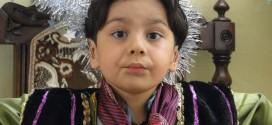 عرفان ازمایی با لباس محلی .فروشگاه اینترنتی ایران توران