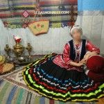 لباس محلی قشقایی w
