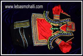 لباس محلی بچه گانه(فروش لباس محلی)پرداخت هزینه پس از دریافت محصولCoin Embroidered Clothing
