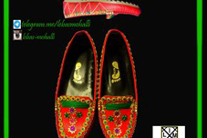 کفش سنتی۶۶ پرداخت هزینه پس از دریافت محصول