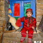 لباس محلی بچه گانه csa