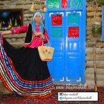 لباس محلی زنانه vuq