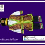 لباس قجری پسرانه zvb