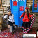 لباس محلی بچه گانه qqq