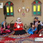 لباس محلی ایران توران it