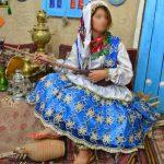 لباس شیرازی زنانه shiraz