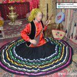 لباس محلی زنانه tto