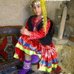 لباس محلی دخترانه 33