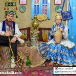 لباس محلی شیرازی33