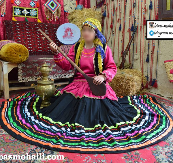 لباس زنانه محلی ۳۵
