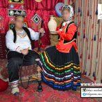 لباس محلی زنانه 8