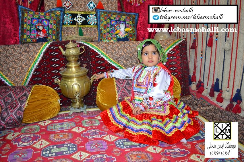 لباس محلی دخترانه9-min