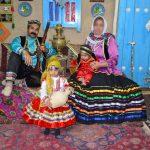 لباس محلی ایرانی 5