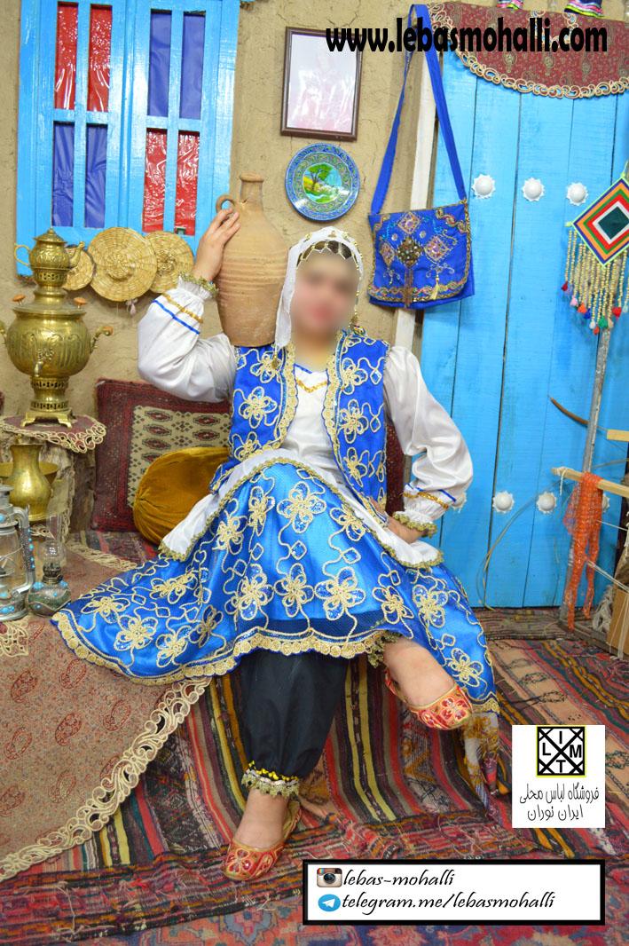لباس محلی زنانه u5