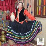 لباس گیلکی زنانه c