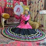 لباس محلی زنانه bv
