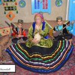 لباس محلی زنان ایران