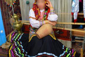 لباس های محلی زنان ایران